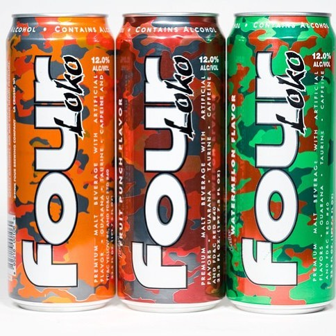 Well no wonder we didn't hear from you, our post never uploaded! (Damn these updates!) Our VERY late #thirsty Thursday for this week's episode is none other than the infamous Four Loko.  The original formula was banned in the USA, much in the same way one of the artists we discuss this week was!  Update: we will be uploading our episodes on Monday evenings from now on - it is quite literally the only time we can! Just so you don't worry about us 😜  Let us know - what flavors should we buy for tomorrow's episode? @amandagclef is having flashbacks to college parties from her (not so) distant past - choose wisely! . . . . . #MHPH #MHPHpodcast #musichistorypodcast #musicpodcast #historypodcast #drinkpairing #bannedalcohol