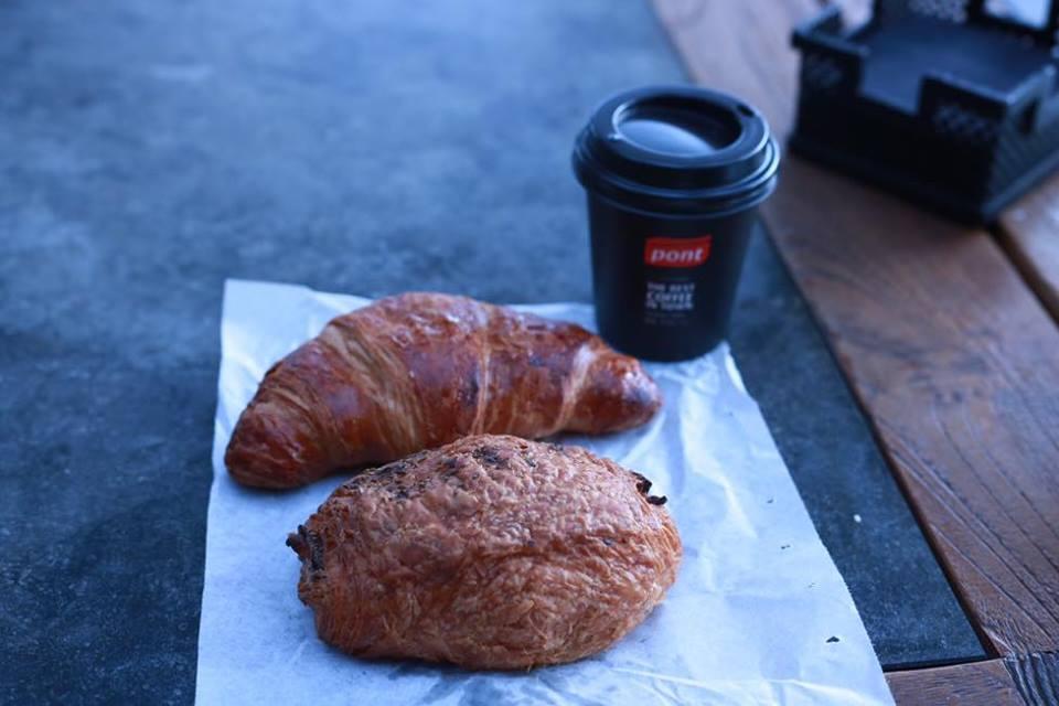 Typical Coffee Shop Breakfast