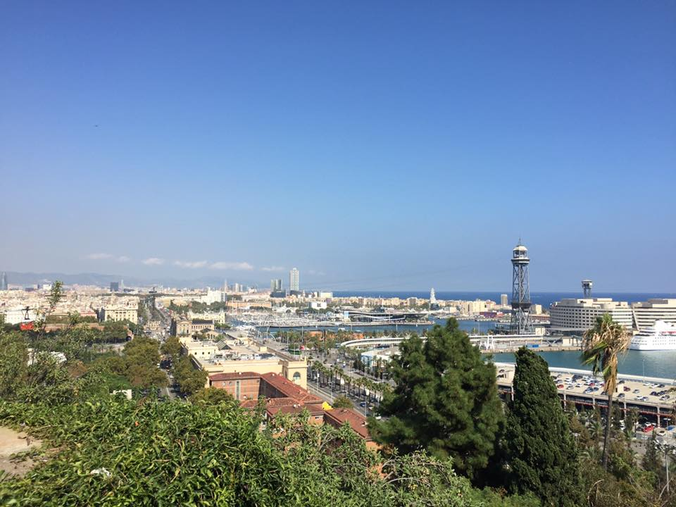 Port Vell View