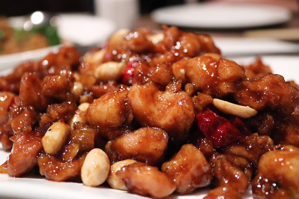 Gong Bao Ji Ding (Chicken and Peanuts)