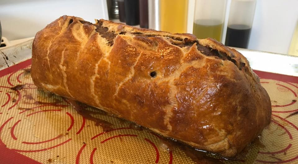 Beef Wellington for your Holiday Table