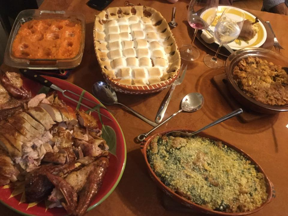 Thanksgiving side dishes that POP!
