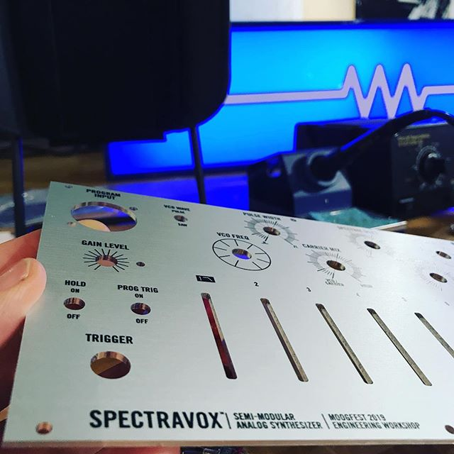 Time to build a Moog Spectravox Vocoder! This thing sounds so good 🤩
