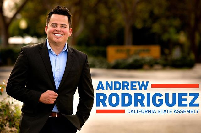 In the past few weeks, I received the support of the majority of delegates in the 55th Assembly District. Thank you all for your unwavering support! #AndrewForAssembly #AD55  Read the full press release at www.AndrewForAssembly.com.