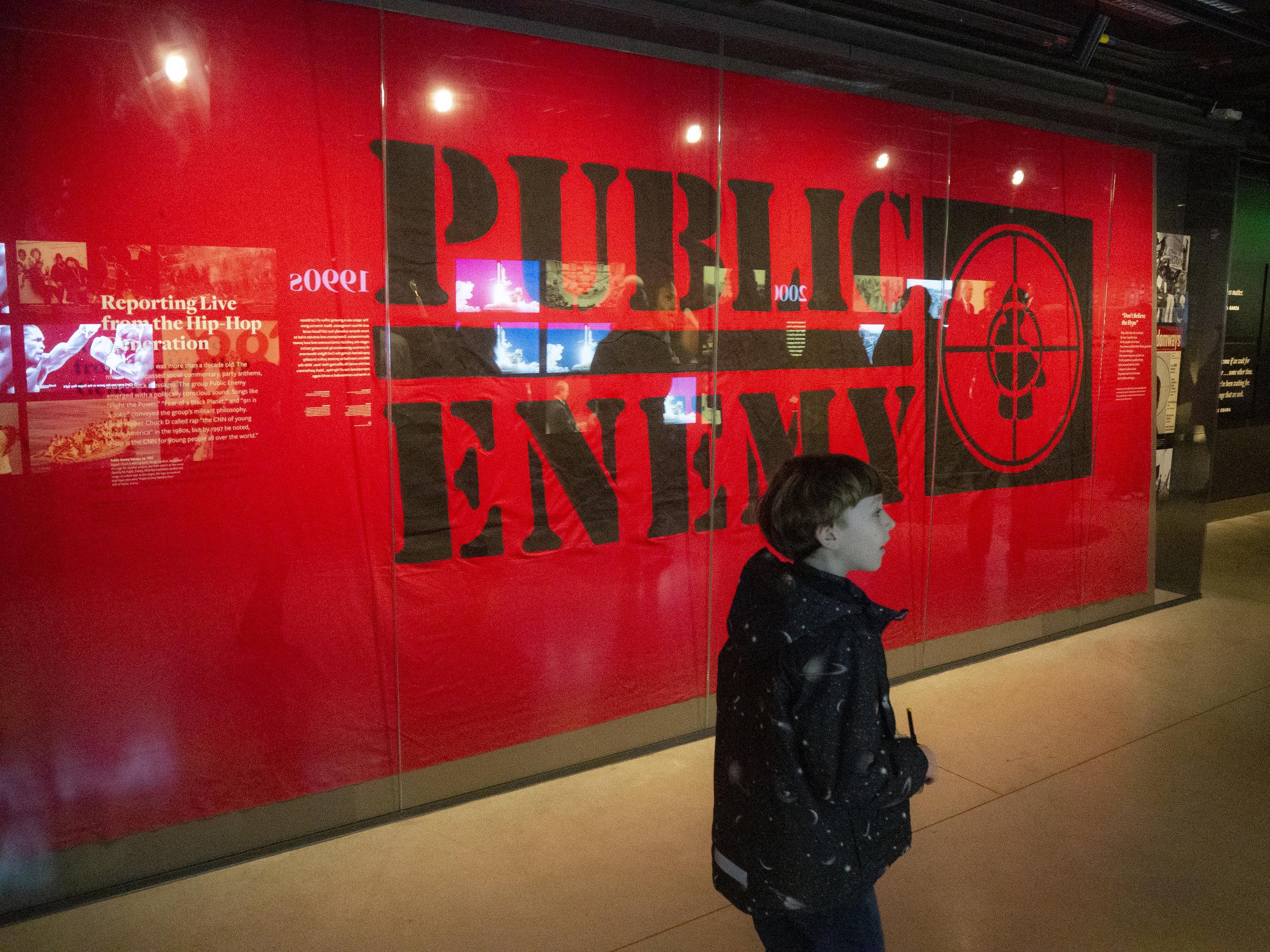 AA History  public enemy banner.JPG