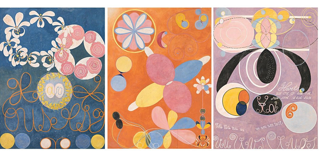 Hilma af Klint: Visualizing the Spirit World - How a lost Swedish artist is challenging historical concepts of abstraction and spiritualism 69 years after her death.