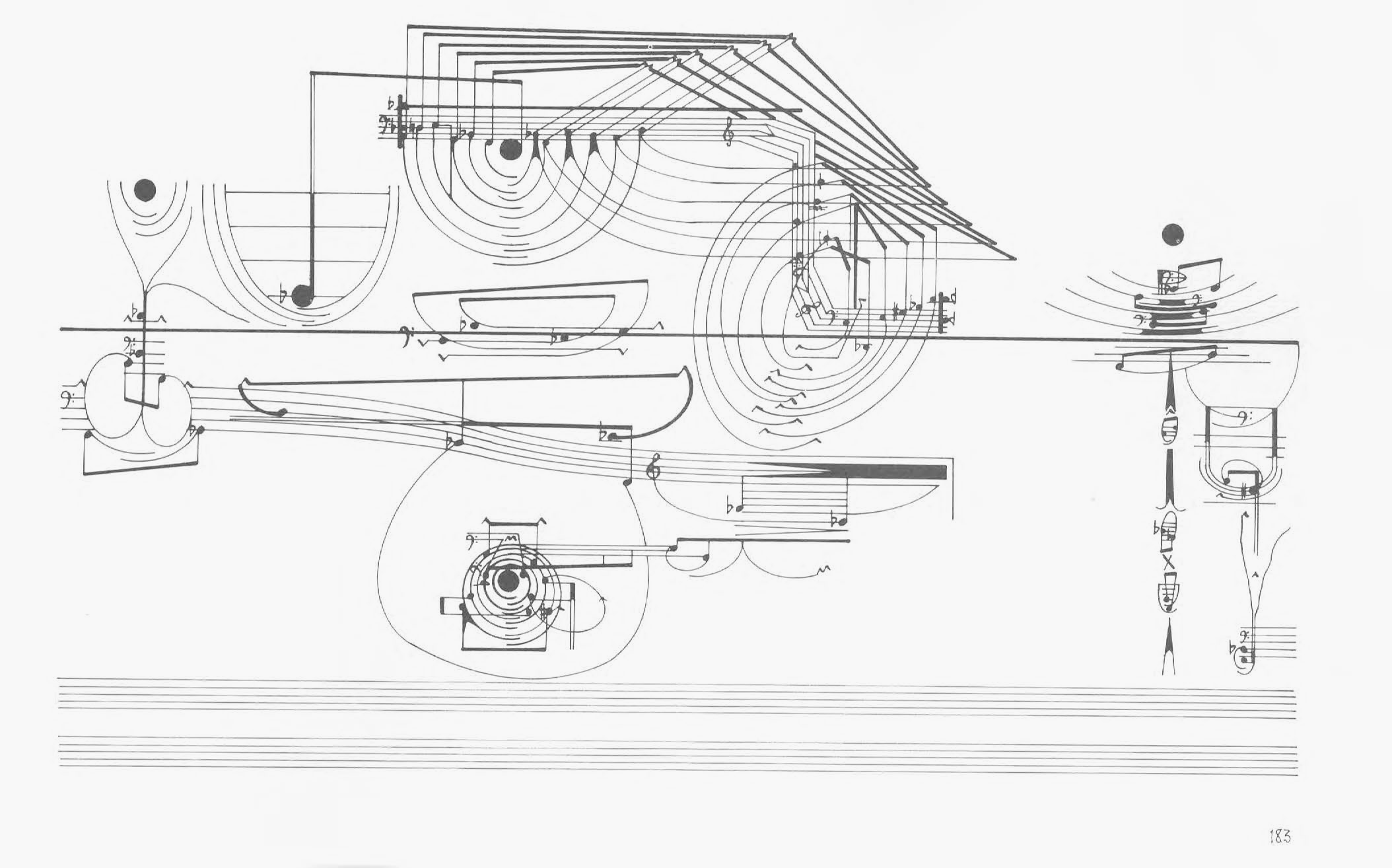 'Treatise': A Visual Symphony Of Information Design - Why Cornelius Cardew's legendary 193-page graphic score might not actually be about music