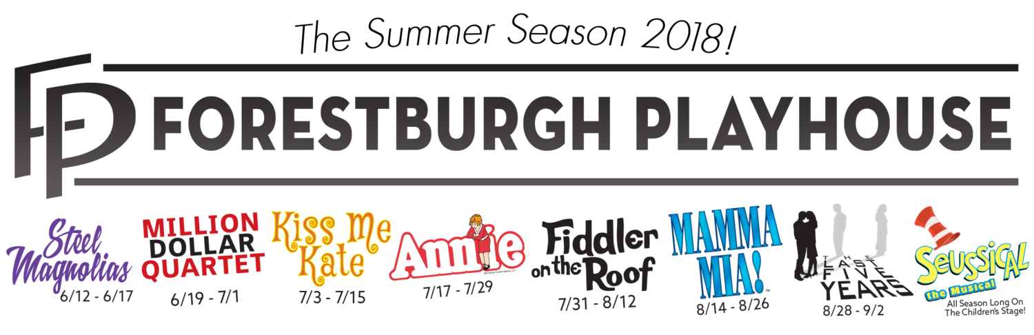 Summer 2018: - Jordan will be performing all summer at the Forestburgh Playhouse! She is a member of their Resident Company. Jordan will be featured this summer as Mayzie in 'Seussical' and as the Star to Be in 'Annie.'