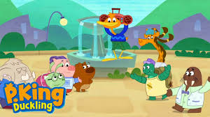 """December 2016: - Jordan is featured as the """"Nerdy Giraffe"""" the entire season 1 of Disney Jr.'s hit TV show """"P. King Duckling!"""" The show is also currently featured on Netflix."""