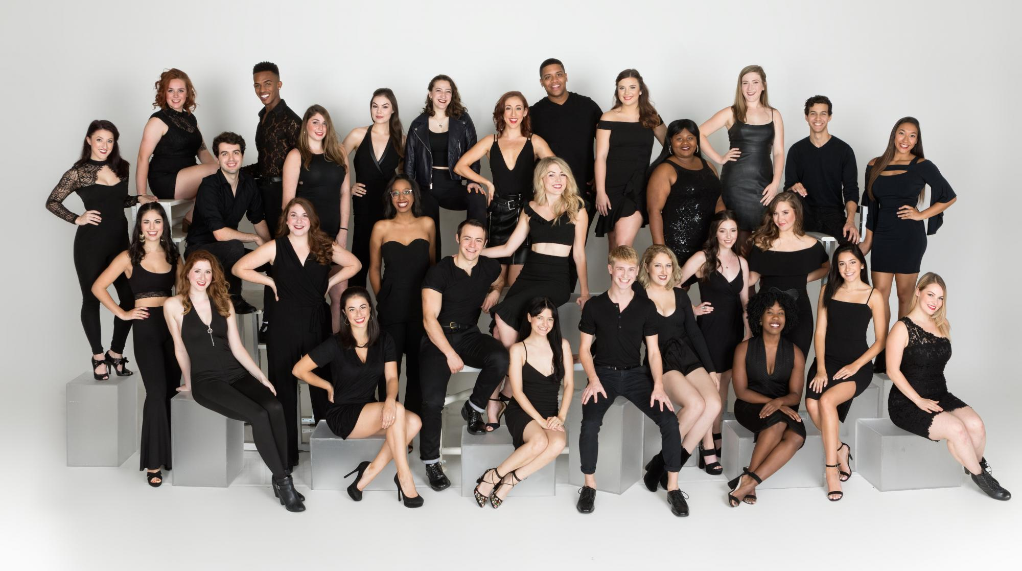 May 2019: - Jordan, along with the rest of the Class of 2019 BFA Musical Theatre, will be performing in a showcase in New York City this upcoming May.