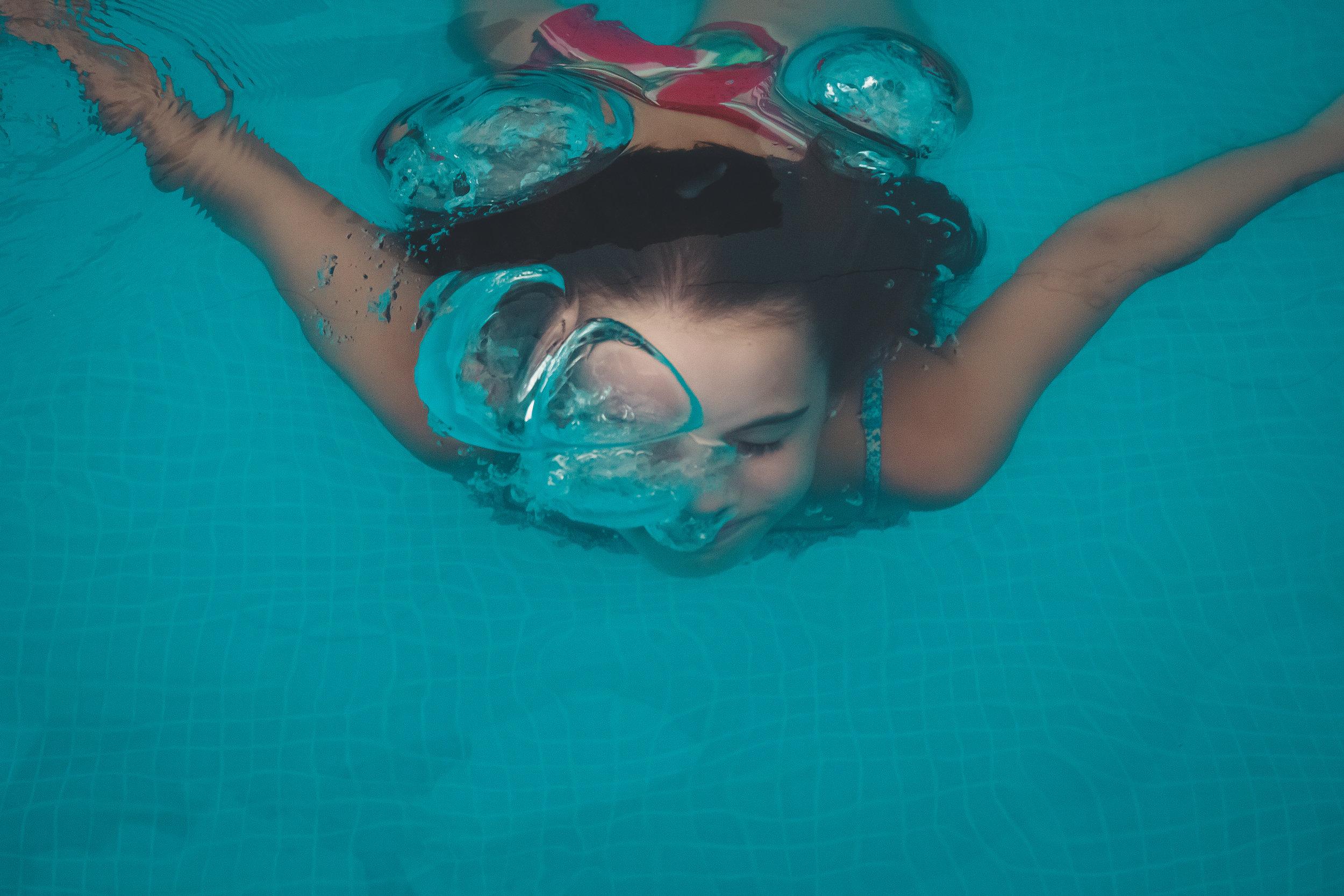 Pool & Hot Tub -