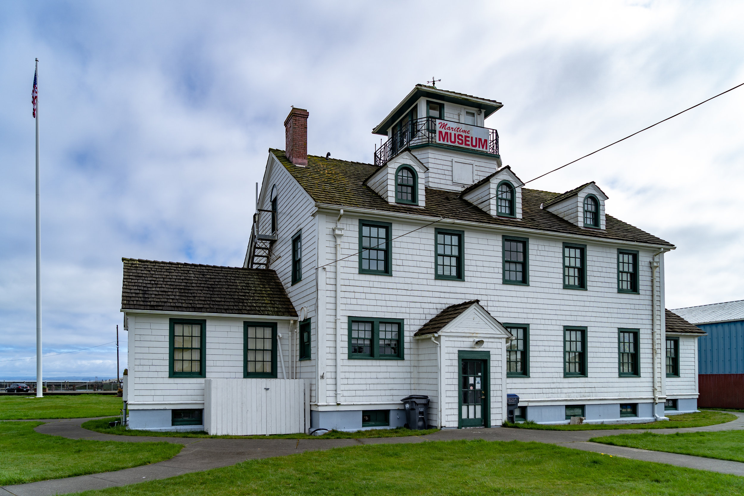 Museums - Visit the historic Westport Maritime Museum and learn about our exciting history.