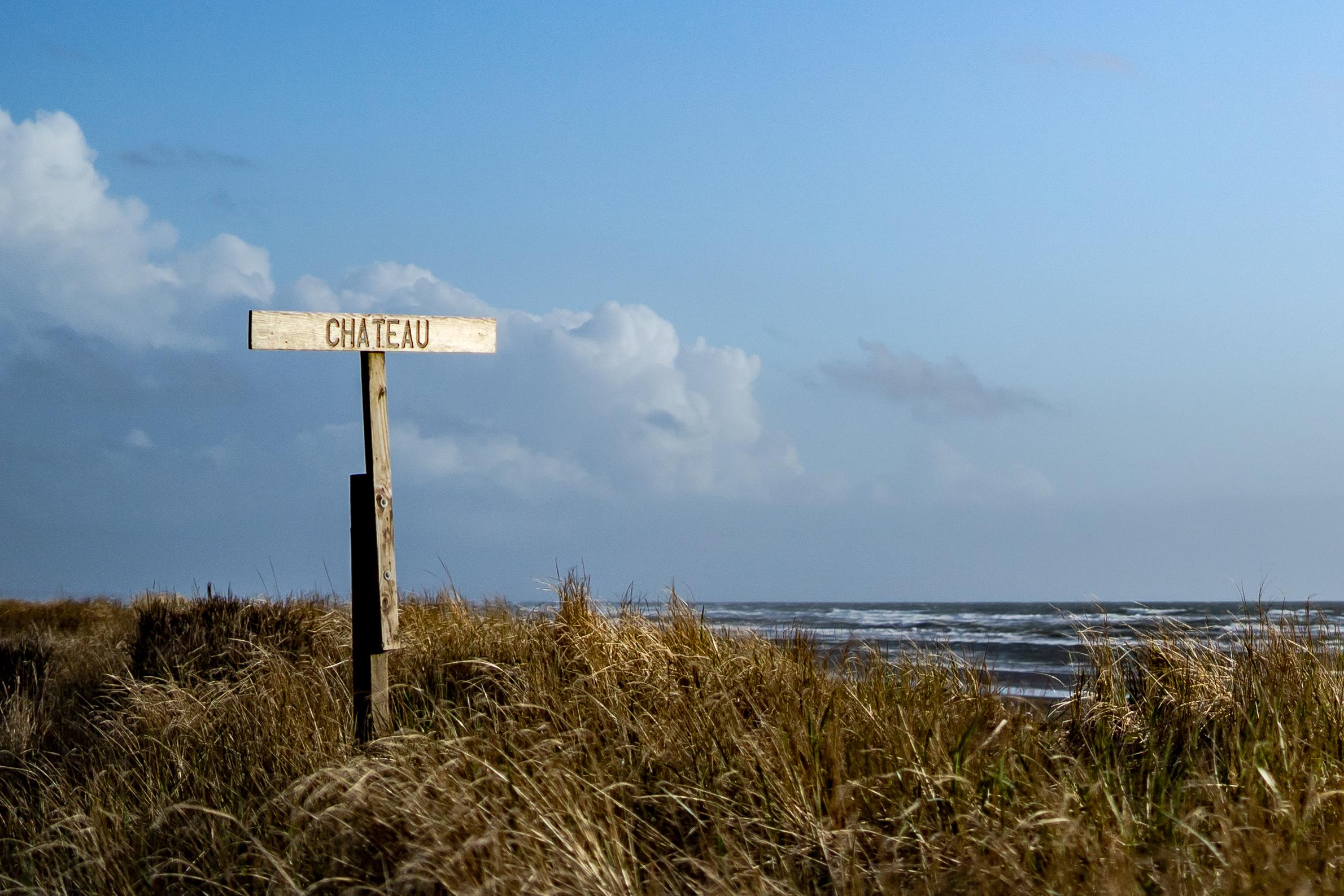 Private Beach Trail -