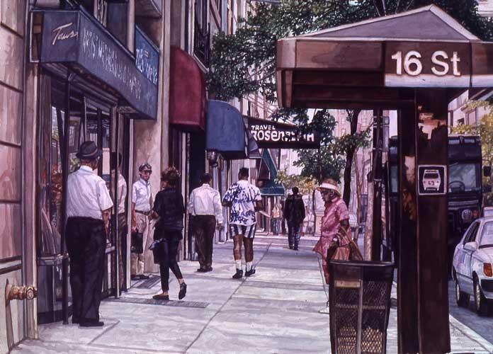 16th Street
