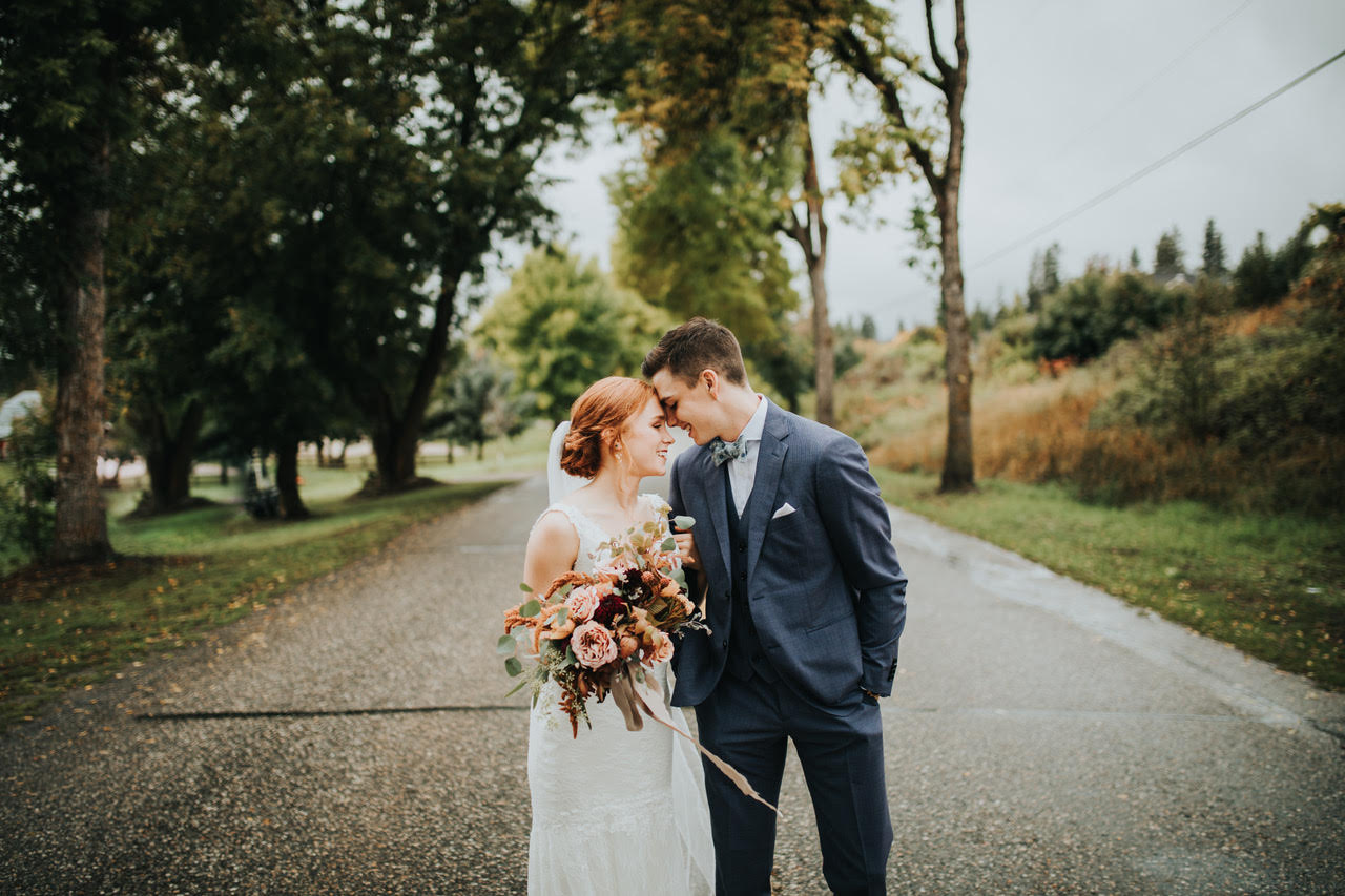 Kennedy & Griffin :: Armstrong, BC    WEDDING