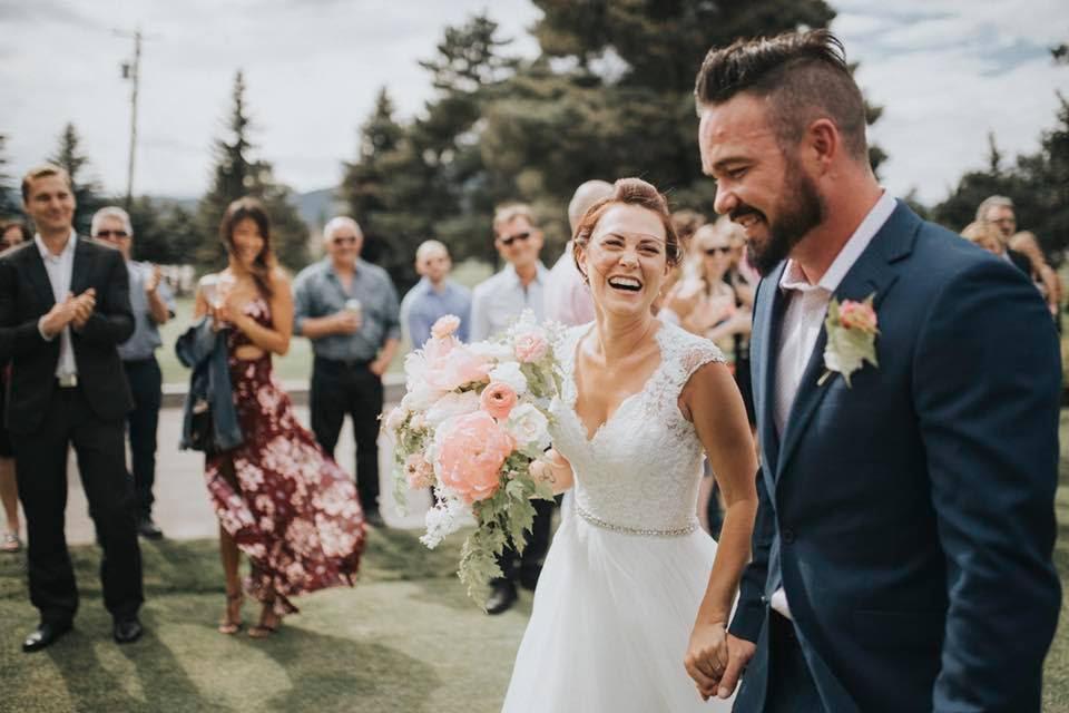Cassie & kurt :: vernon, bc    WEDDING