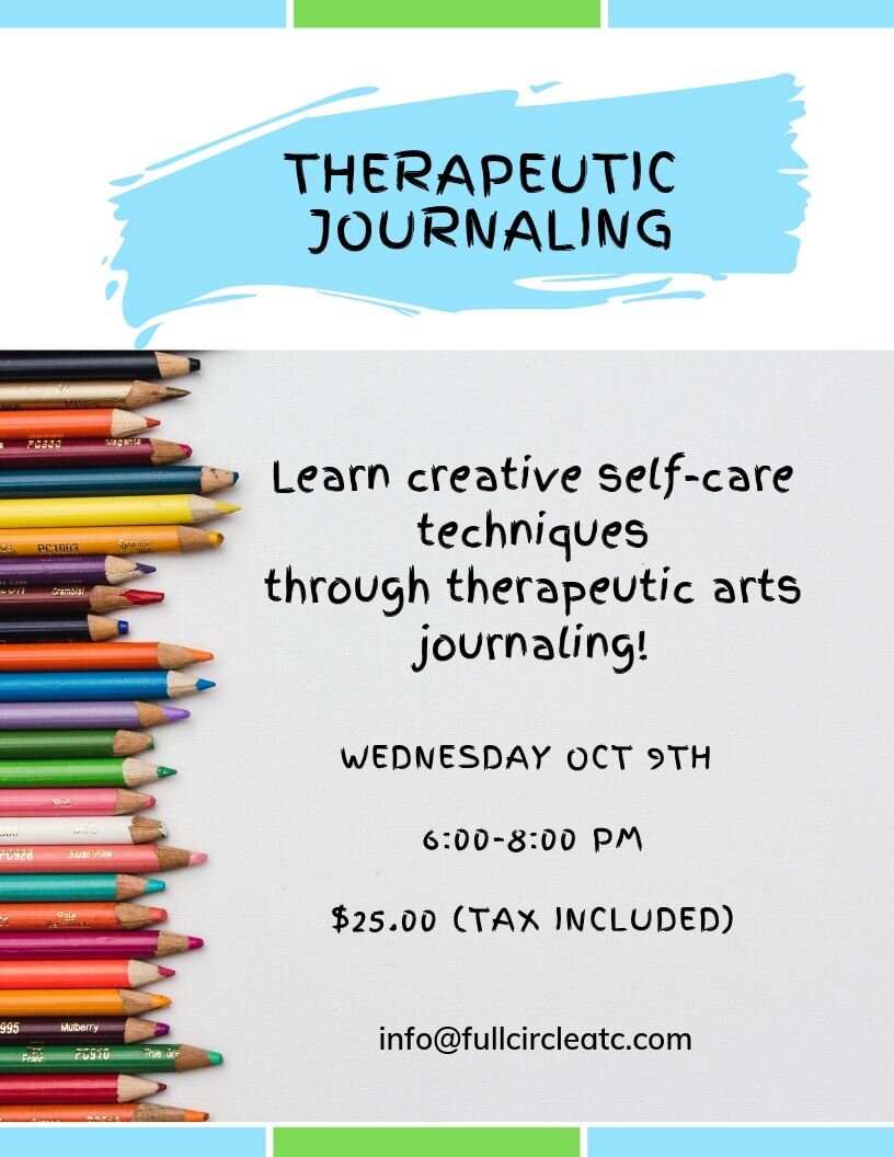 Therapeutic Journaling Workshop Oct 9th 2019 .jpg