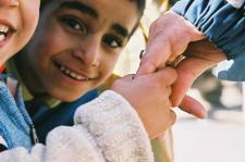 student sponsorship - Child Aid International Fund Society has teamed up with a private school located in the southern province of Basra to give orphan children an education.