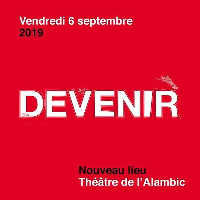 📢 Save the date! TEDxMartigny revient le 6 septembre avec quelques nouveautés! Un nouveau lieu le Théâtre de l'Alambic mais aussi une édition Youth. #tedxmartigny  #tedxspeaker  #tedx #mymartigny #valaiswallis