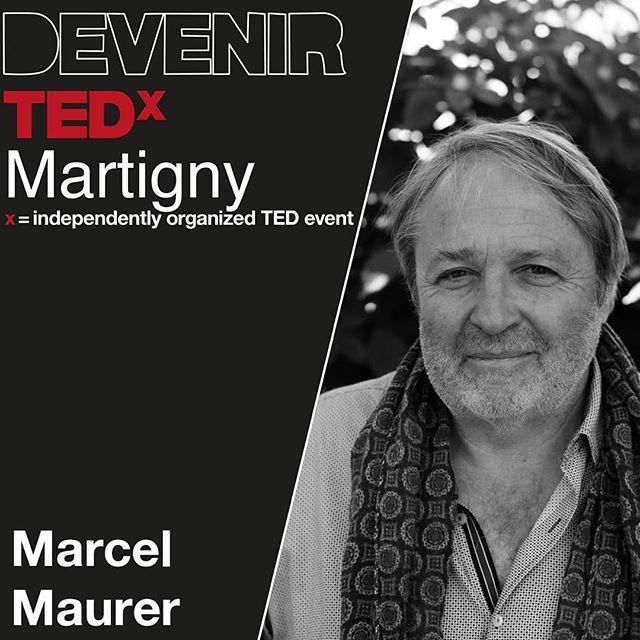 Marcel Maurer a participé à la promotion des véhicules électriques au niveau fédéral. Comme président de Sion, il a lancé le projet d'AggloSion et contribué à l'arrivée de l'EPFL en Valais. . . #tedxmartigny #tedx #speaker #epfl