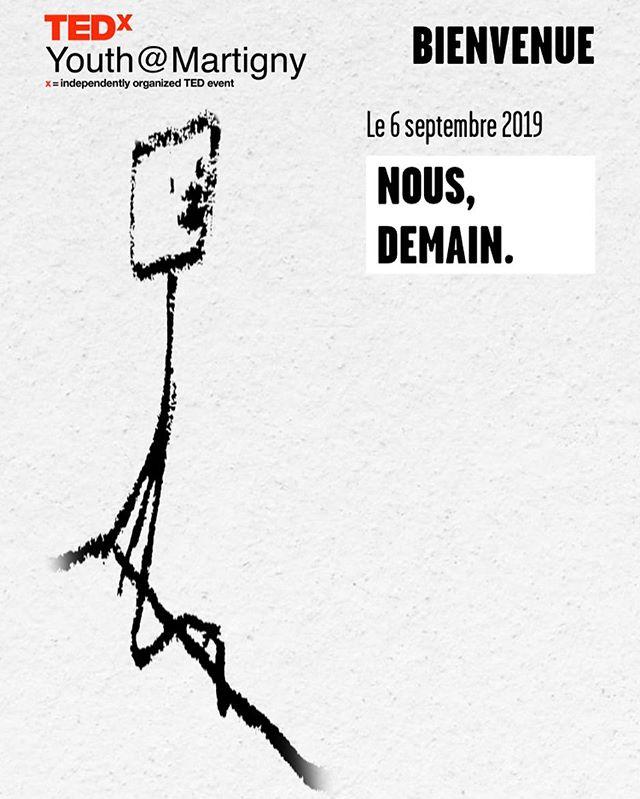 Le site de @tedxyouthmartigny est en ligne! #tedxyouth #tedx #tedxyouthmartigny #tedxmartigny #valaiswallis #mymartigny