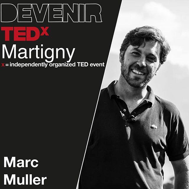 Marc Muller est actif dans la transition énergétique et le développement durable 🌳 depuis bientôt 15 ans.  En 2016, il se lance sur la voie de l'indépendance et fonde IMPACT LIVING, une entreprise d'accompagnement en transition écologique. Parallèlement à cela, il co-fonde NOUS PRODUCTION, une société de production multimédia, il co-produit et anime une émission TV sur l'écologie diffusée sur RTS, TV5 Monde.  #tedx #tedxmartigny #mymartigny