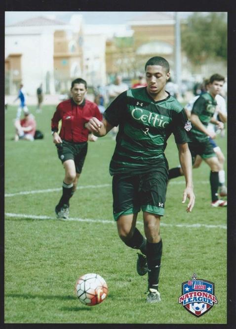 Nick B. - Soccer Team