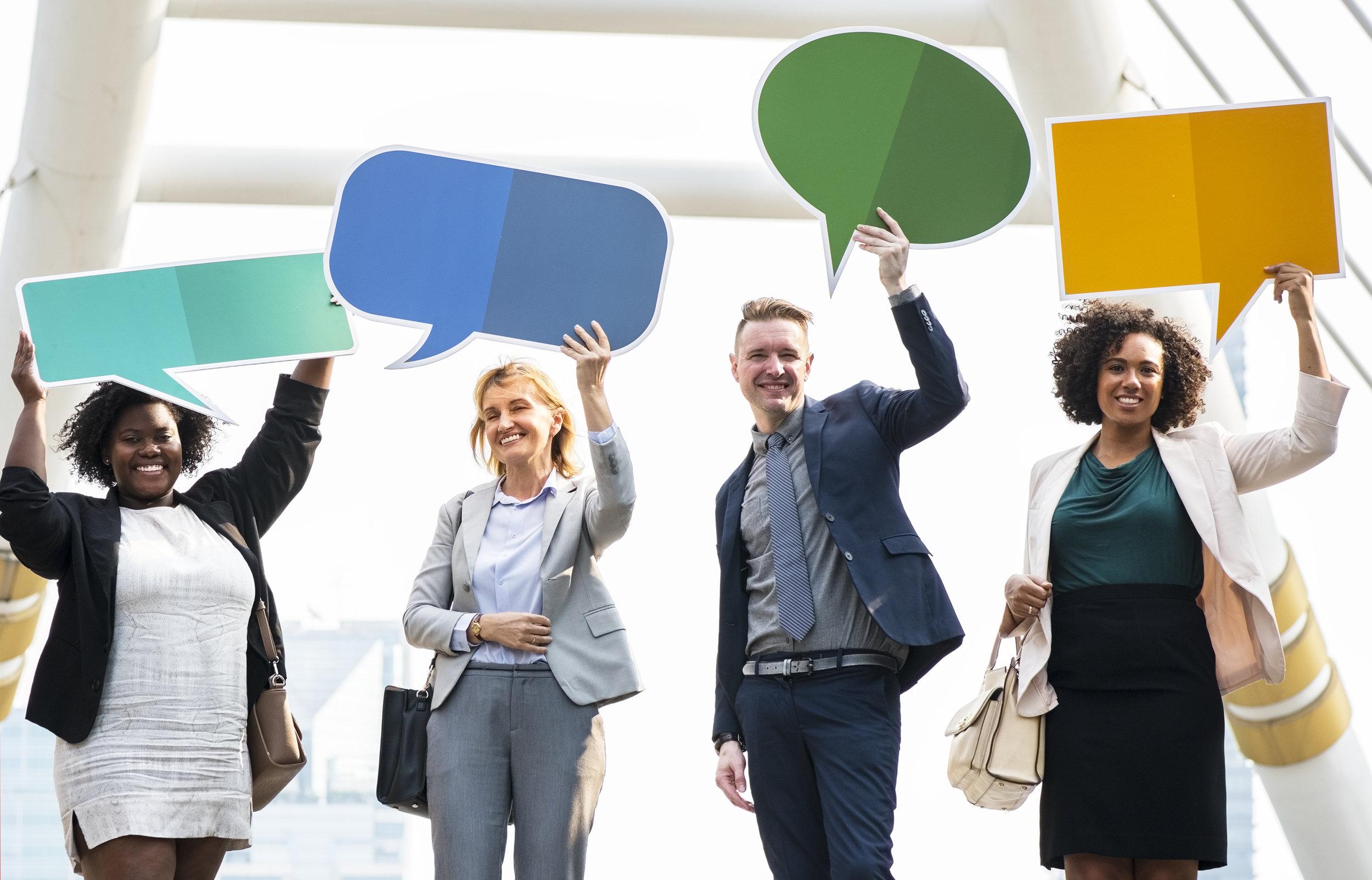 Marketing & Communications Ministry -
