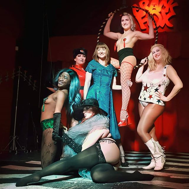 A huge thank you to everyone who came out to @crackfoxstl on Fri for Pop a Pastie!  You were an astounding audience with amazing energy!  You're support means we can continue to create theatrical burlesque productions for another year. We hope to see you at The Stage at @kdhx for our season opener, 007: to kiss & tell! And thank you to the fabulous @eeveeupsidedown for being our special guest!  You were brilliant, and we'd love to have you again in the future.  Photo: @oneeyedwolfphotography  #thekissandtells #burlesque #burlyq #dance #lyra #aerial #performance #singing #theater #goseeashow