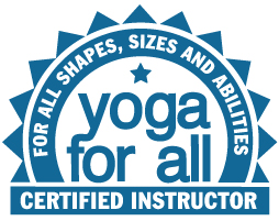 Yoga For All badge