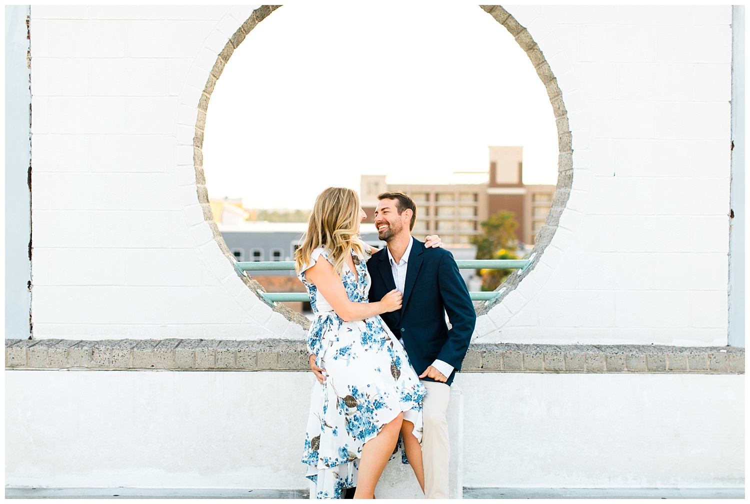 Downtown Wilmington NC Engagement_Erin L. Taylor Photography_0007.jpg