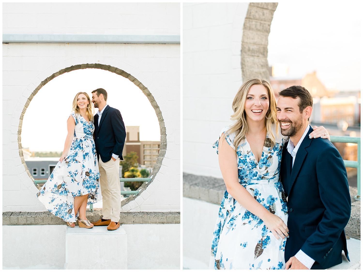 Downtown Wilmington NC Engagement_Erin L. Taylor Photography_0008.jpg