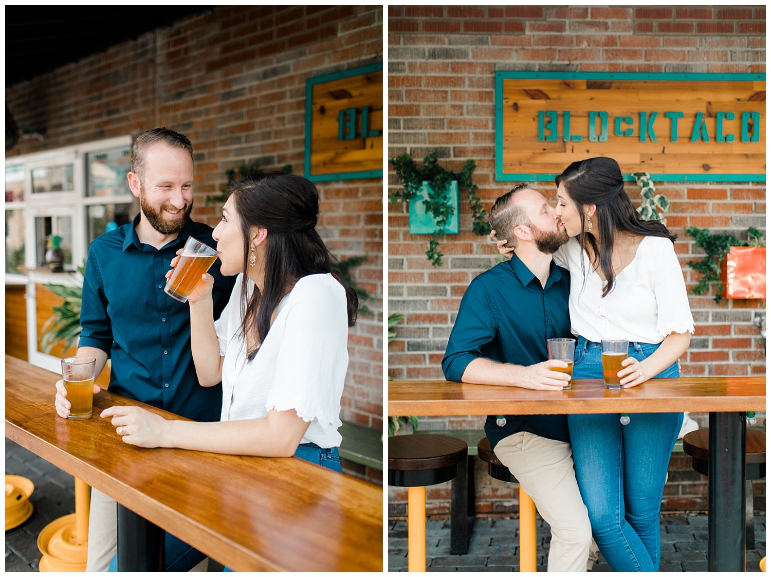 Satellite Bar_Fort Fisher_Engagement Session_Wilmington NC_Erin L. Taylor Photography_0004.jpg