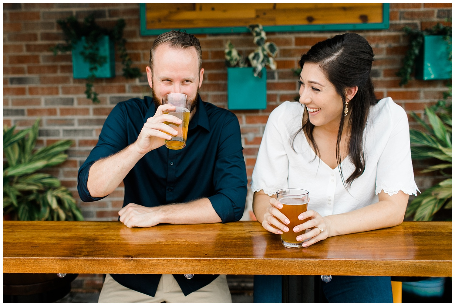 Satellite Bar_Fort Fisher_Engagement Session_Wilmington NC_Erin L. Taylor Photography_0003.jpg