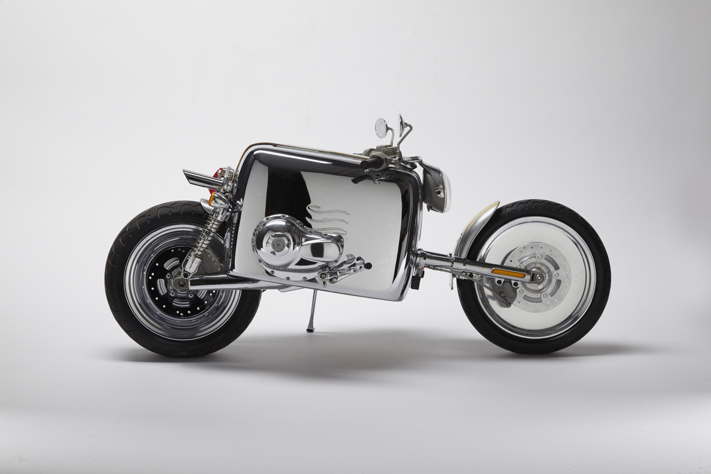 Toaster motorcycle