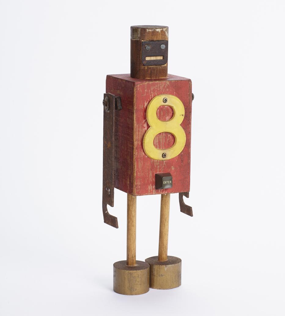 Shawn Murenbeeld robot design