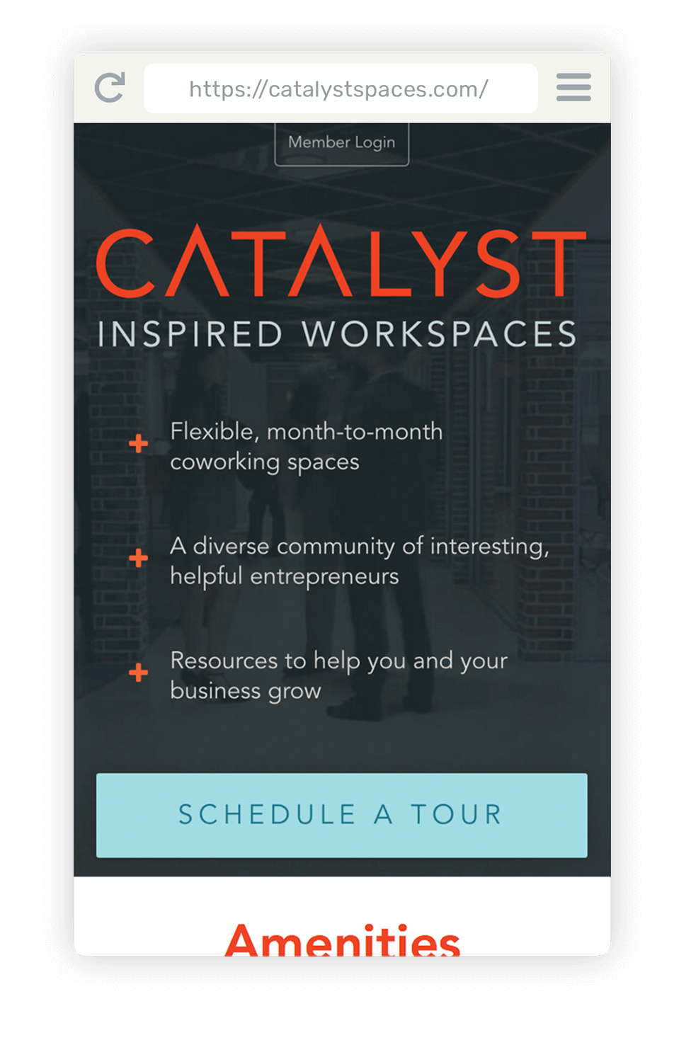 Catalyst Spaces ↗