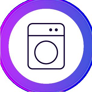 Laundry facilities -