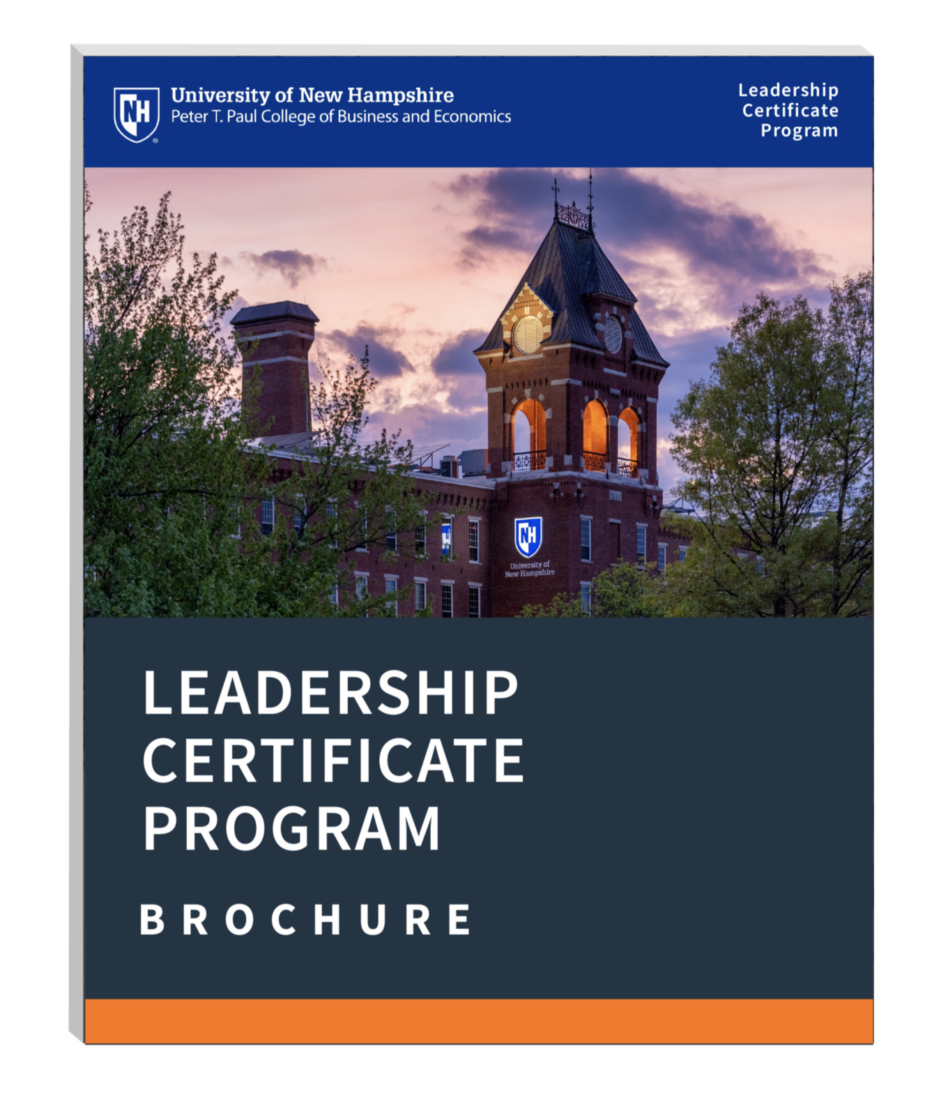 Leadership Certificate Program Brochure
