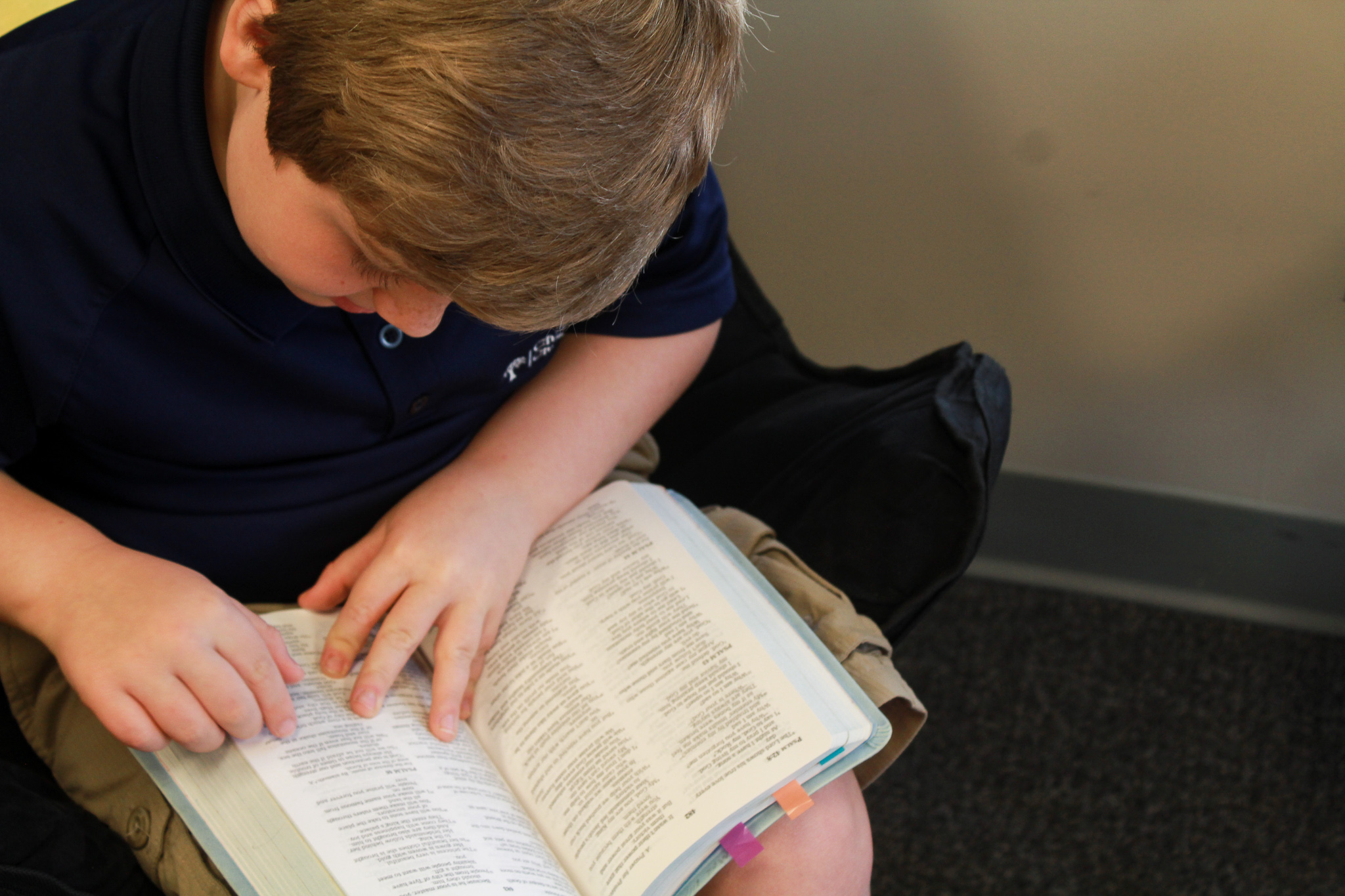 Our Curriculum… - is Faith-based. Biblical values are taught and modeled throughout each day.