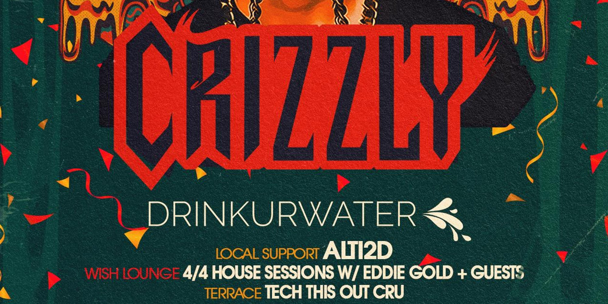 crizzly iris presents believe music hall atlanta edm
