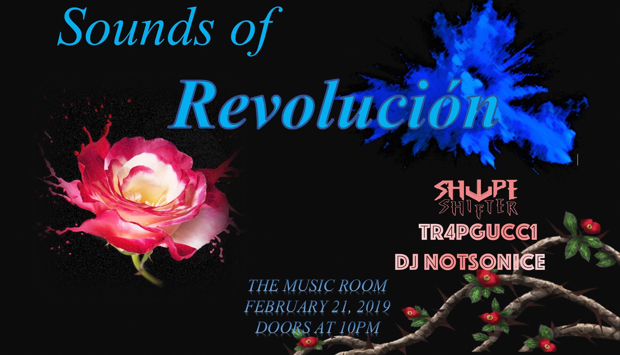 sounds of revolucion
