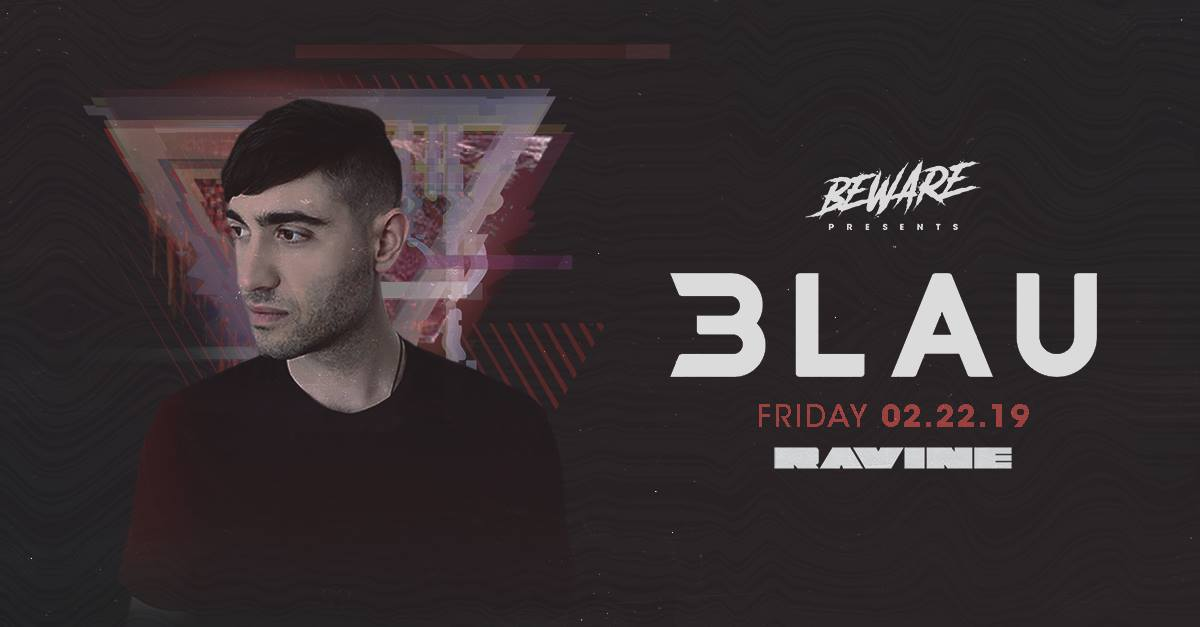 3lau Beware Presents Atlanta EDM Ravine