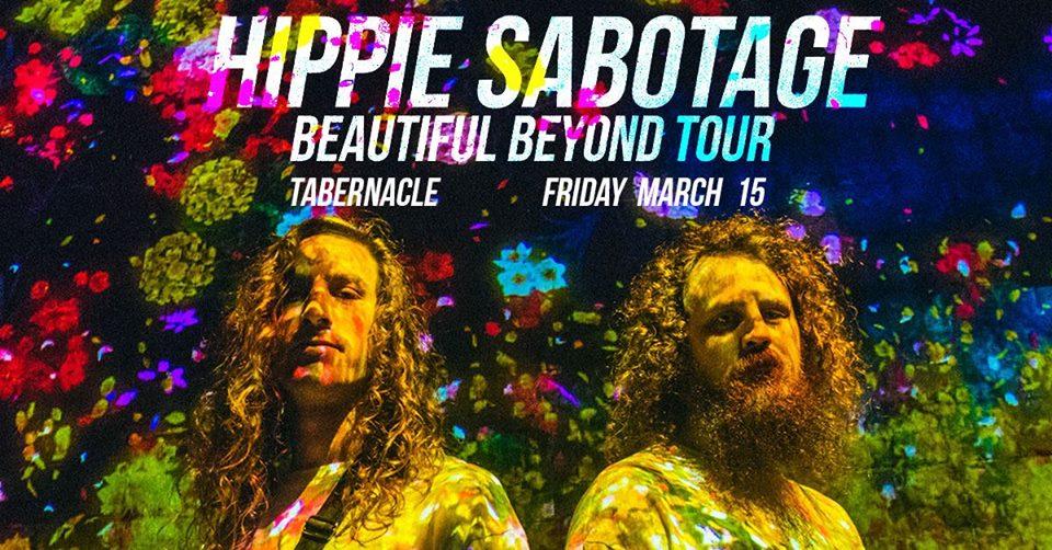 Hippie Sabotage Tabernacle Atlanta EDM