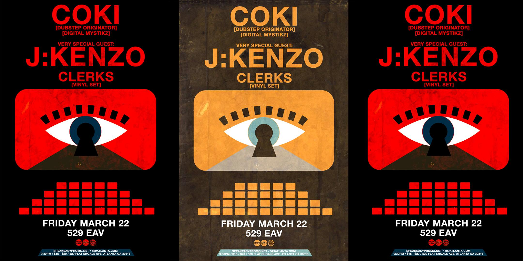529 Coki JKenzo Atlanta EDM