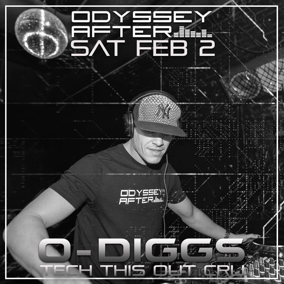 O-Diggs Odyssey After Atlanta EDM