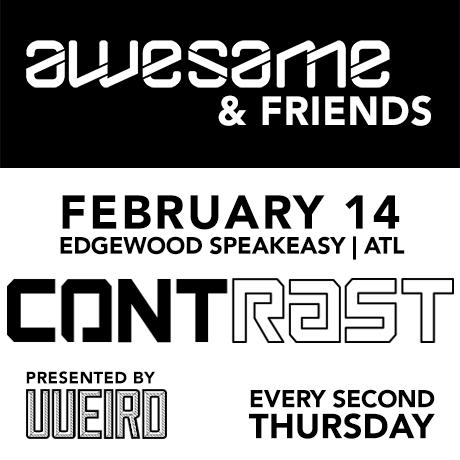THURSDAY | FEBRUARY 14TH, 2019  CONTRASTATL AT EDGEWOOD SPEAKEASY