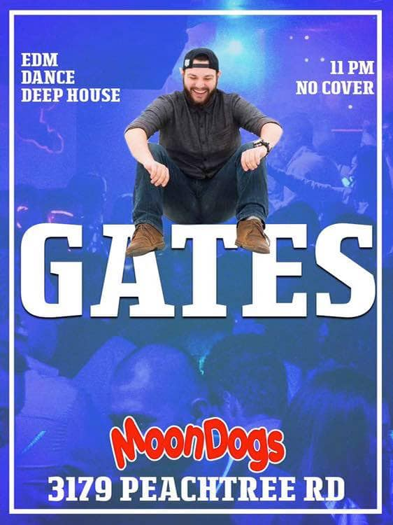 Gates Moondogs Atlanta EDM