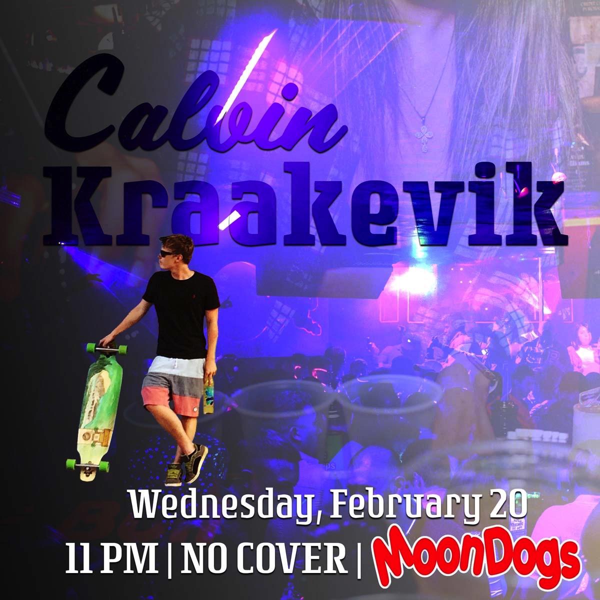Calvin Kraakevik Moondogs Atlanta EDM Concerts Shows