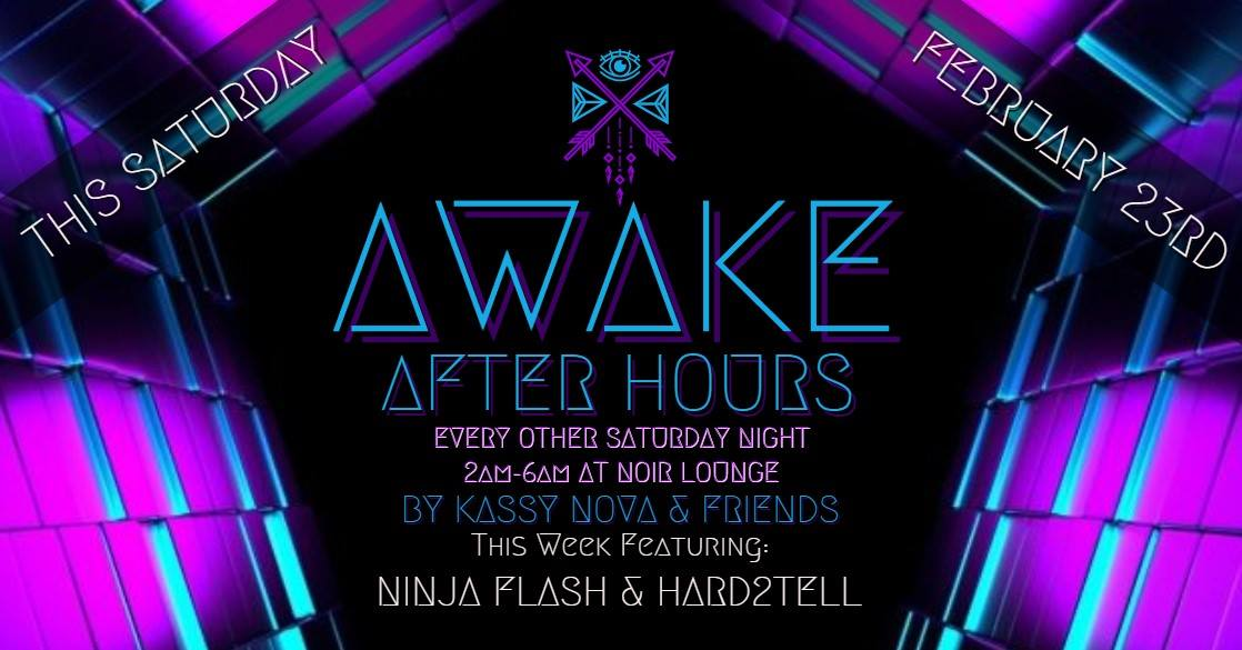Awake Afterhours Atlanta EDM Concerts Shows Events